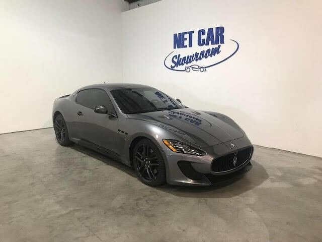 2013 Maserati GranTurismo MC Stradale Houston TX
