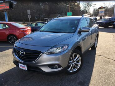 2013_Mazda_CX-9_Grand Touring_ Worcester MA