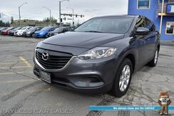 2013_Mazda_CX-9_Touring / AWD / Heated Leather Seats / Auto Start / Bluetooth / Back Up Camera / 3rd Row / Seats 7 / Cruise Control / Aluminum Wheels / 22 MPG_ Anchorage AK