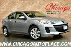 2013_Mazda_Mazda3_i Sport - 2.0L SKYACTIV-G I4 ENGINE FRONT WHEEL DRIVE BLACK CLOTH INTERIOR BLUETOOTH CONNECTIVITY PROJECTOR HEADLAMPS_ Bensenville IL