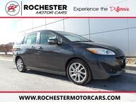2013 Mazda Mazda5 Touring FWD - 3rd Row Seating - Alloy Wheels Rochester MN