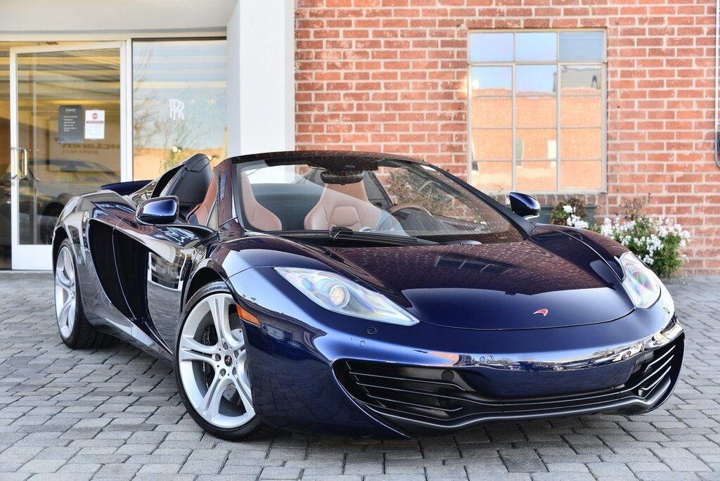 2013 McLaren MP4-12C Lawrence KS