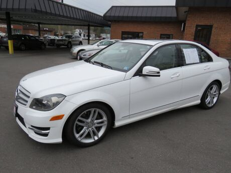2013 Mercedes-Benz C 300 4MATIC Roanoke VA