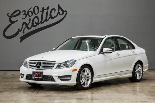 2013_Mercedes-Benz_C-Class_C 250 Luxury_ Austin TX