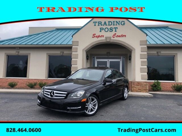 2013_Mercedes-Benz_C-Class_C 250 Luxury_ Conover NC