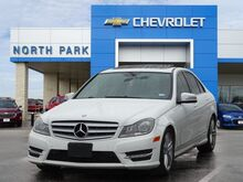 2013 Mercedes-Benz C-Class C 250 Luxury San Antonio TX