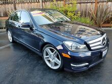 2013_Mercedes-Benz_C-Class_C 250 Sport_ Redwood City CA