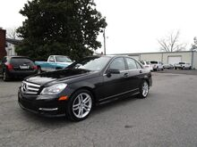 2013_Mercedes-Benz_C-Class_C 250 Sport_ Richmond VA