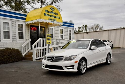 2013_Mercedes-Benz_C-Class_C 250 Sport_ Wilmington NC