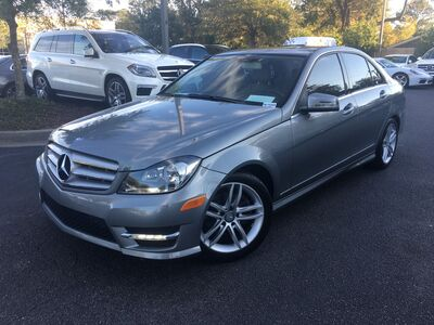 2013_Mercedes-Benz_C-Class_C 250 Sport_ Charleston SC