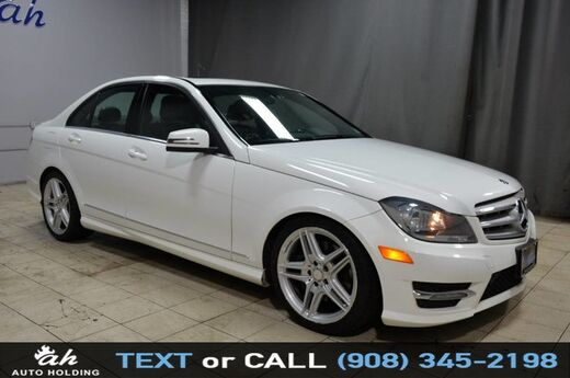2013 Mercedes-Benz C-Class C 300 4matic Hillside NJ