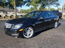 2013_Mercedes-Benz_C-Class_C 300 Luxury 4MATIC_ Raleigh NC