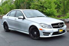 2013_Mercedes-Benz_C-Class_C 300 Luxury 4Matic AWD_ Easton PA