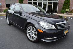 2013_Mercedes-Benz_C-Class_C 300 Luxury 4Matic_ Easton PA