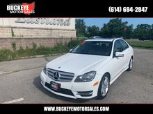 2013_Mercedes-Benz_C-Class_C 300 Luxury_ Columbus OH