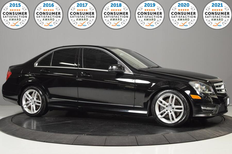 2013_Mercedes-Benz_C-Class_C 300 Luxury_ Glendale Heights IL