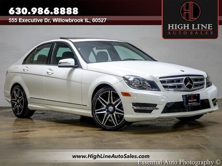 2013_Mercedes-Benz_C-Class_C 300 Luxury_ Willowbrook IL