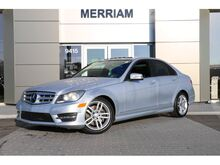 2013_Mercedes-Benz_C-Class_C 300 Sport 4MATIC®_ Kansas City KS