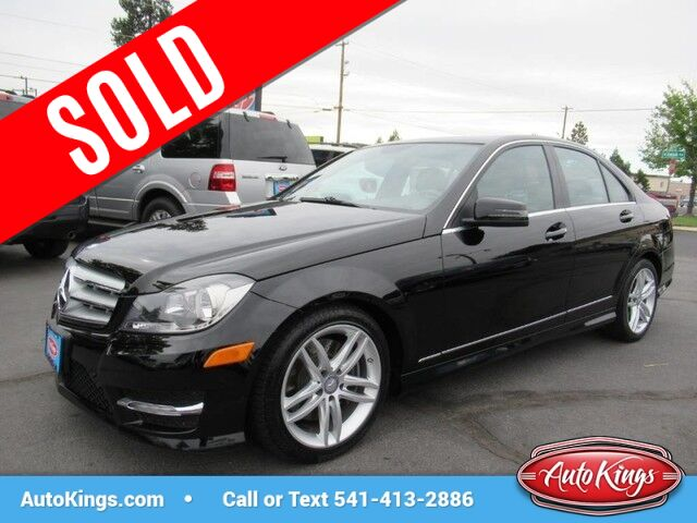 2013 Mercedes Benz C Class C 300 Sport Bend OR