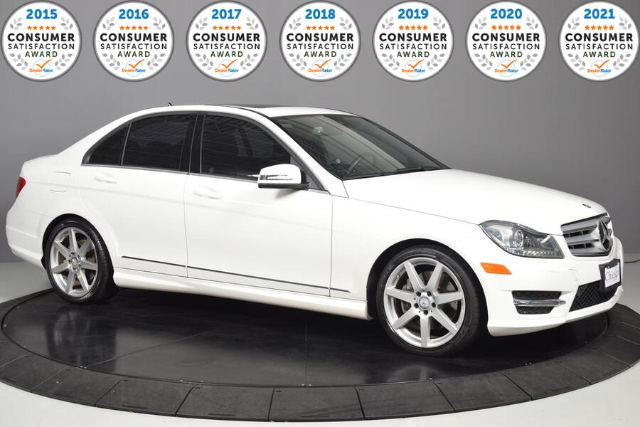 2013_Mercedes-Benz_C-Class_C 300 Sport_ Glendale Heights IL
