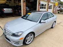 2013_Mercedes-Benz_C-Class_C 300 Sport_ Shrewsbury NJ