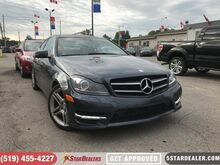2013_Mercedes-Benz_C-Class_C 350 4MATIC   LEATHER   NAV   ROOF_ London ON