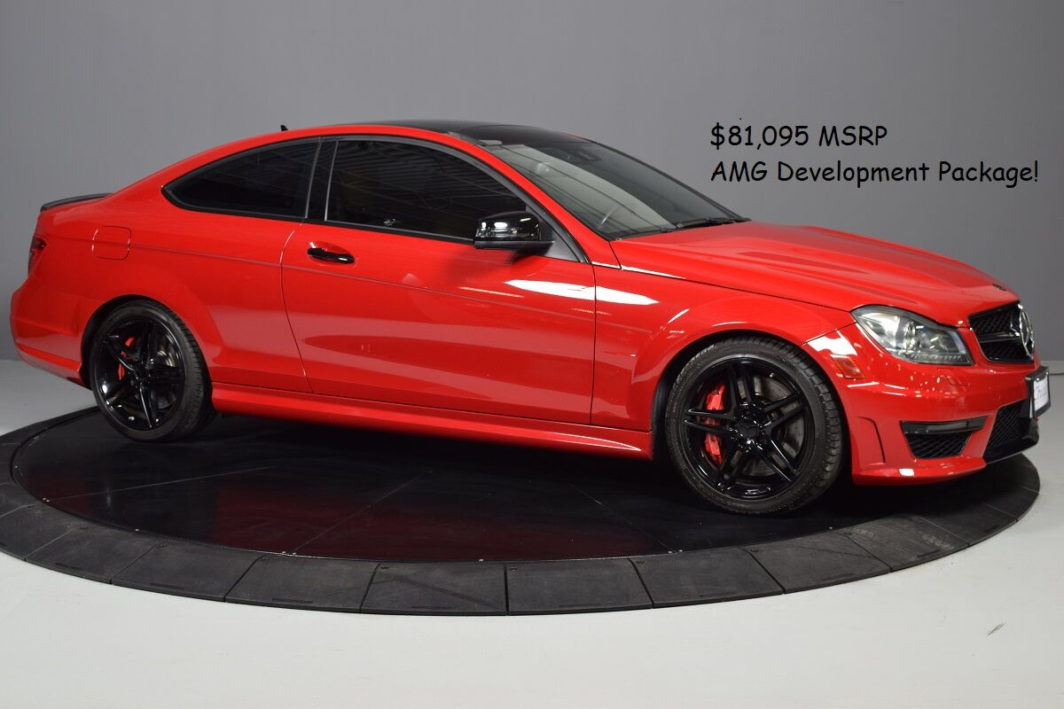 2013 Mercedes-Benz C-Class C 63 AMG Glendale Heights IL