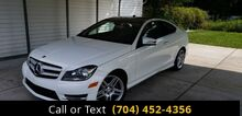 2013_Mercedes-Benz_C-Class_C250 Coupe_ Charlotte and Monroe NC