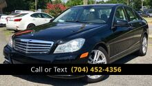 2013_Mercedes-Benz_C-Class_C250 Luxury Sedan_ Charlotte and Monroe NC