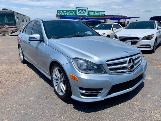 2013 Mercedes-Benz C-Class C250 Sport Sedan Laredo TX