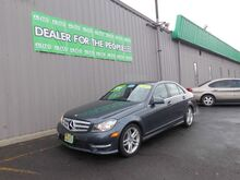 2013_Mercedes-Benz_C-Class_C250 Sport Sedan_ Spokane Valley WA