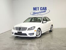 2013_Mercedes-Benz_C-Class_C300 Luxury_ Houston TX