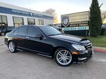 2013 Mercedes-Benz C250 SPORT NAVIGATION HEATED LEATHER SEATS, SUNROOF, PREMIUM SOUND!!! LOADED!!! VERY CLEAN!!! GREAT VALUE!!!