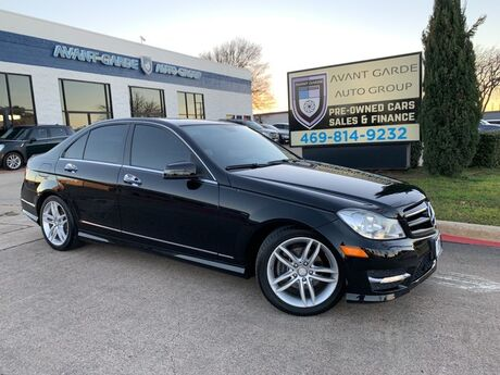 2013 Mercedes-Benz C250 SPORT NAVIGATION HEATED LEATHER SEATS, SUNROOF, PREMIUM SOUND!!! LOADED!!! VERY CLEAN!!! GREAT VALUE!!! Plano TX