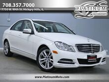 2013_Mercedes-Benz_C300 4Matic_2 Owner Roof Nav Backup Camera Loaded_ Hickory Hills IL
