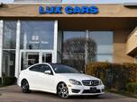 2013 Mercedes-Benz C350 Sport AMG Coupe Nav 4MATIC MSRP $51,195