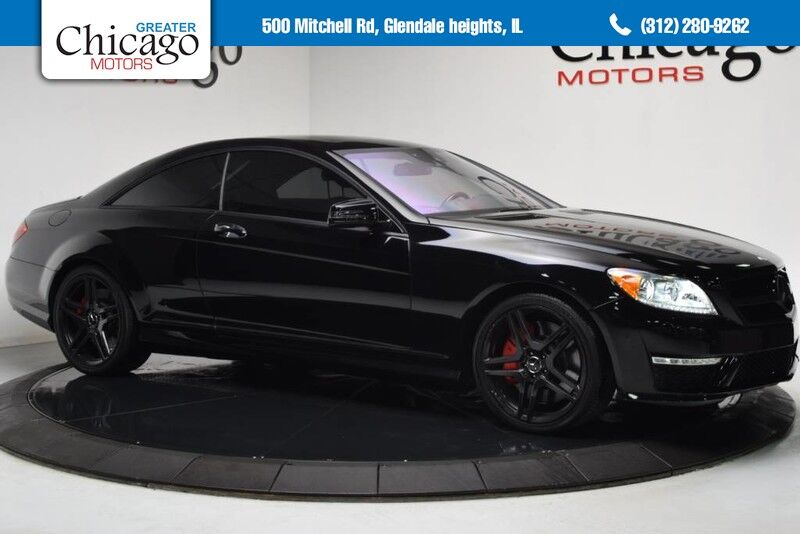 2013_Mercedes-Benz_CL-Class_CL 63 AMG_ Glendale Heights IL