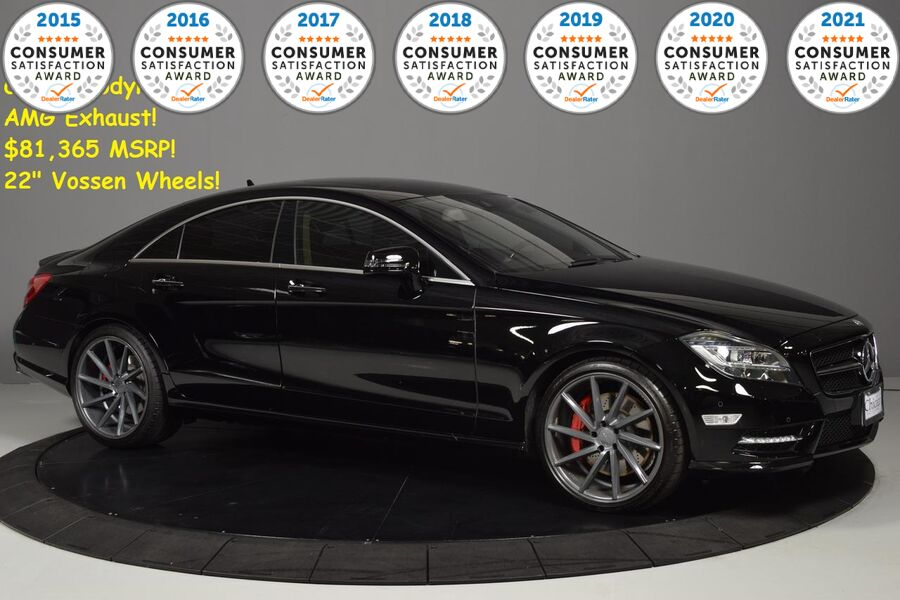 2013_Mercedes-Benz_CLS-Class_CLS 550_ Glendale Heights IL