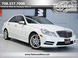 2013 Mercedes-Benz E 550 Sport 4 Matic Pano Nav Back Up Camera Loaded