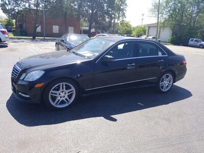 2013_Mercedes-Benz_E-Class_E 350 Luxury_ Charleston SC