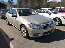 2013_Mercedes-Benz_E-Class_E 350 Luxury_ Monroe GA
