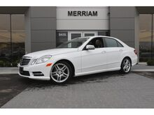 2013_Mercedes-Benz_E-Class_E 350 Sport 4MATIC®_ Kansas City KS