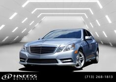 Mercedes-Benz E-Class E 350 Sport Package,Blind Spot,Lane Keep Assist and more.. 2013