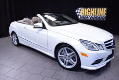 2013_Mercedes-Benz_E-Class_E 550 Cabriolet_ Easton PA
