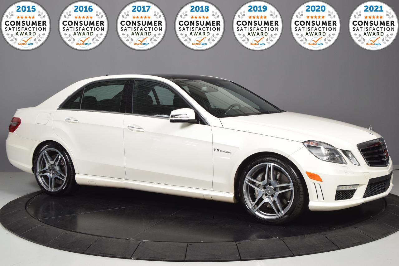 2013 Mercedes-Benz E-Class E 63 AMG Glendale Heights IL