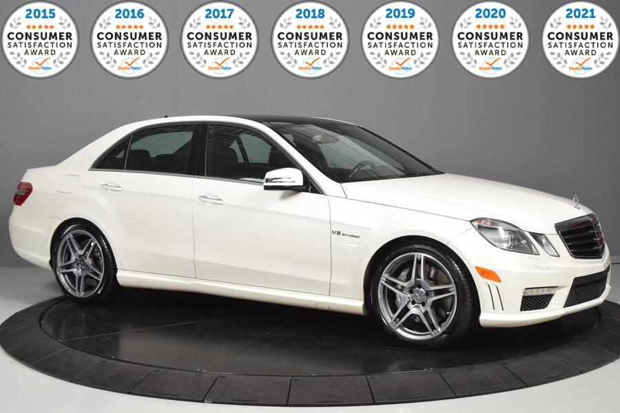 2013_Mercedes-Benz_E-Class_E 63 AMG_ Glendale Heights IL