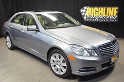 Mercedes-Benz E-Class E350 Luxury 2013