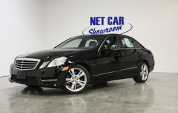 2013_Mercedes-Benz_E-Class_E350 Luxury_ Houston TX