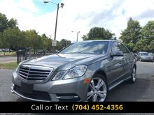2013_Mercedes-Benz_E-Class_E350 Sedan_ Charlotte and Monroe NC