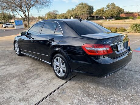 2013 Mercedes-Benz E350 Sport BlueTEC NAVIGATION REAR VIEW CAMERA, LEATHER, SUNROOF, SPORT PACKAGE!!! VERY CLEAN!!! ONE LOCAL OWNER!!! Plano TX